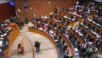 Foto: Masacre Minatitlán Genera Debate Senado 23 de Abril 2019