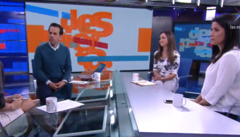 FOTO Me Too, AMLO y redes sociales, análisis en Despierta (Noticieros Televisa 4 abril 2019 cdmx)