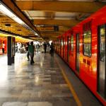 Foto: Metro de la Ciudad de México, México