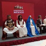 FOTO México pide que la Representación de la Pasión de Cristo en Iztapalapa sea declarada Patrimonio Cultural de la Humanidad (@Alc_Iztapalapa 11 abril 2019 cdmx)