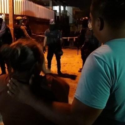 Comando ataca fiesta infantil en Minatitlán y deja 13 muertos