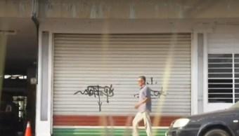 Cierran negocios en Veracruz por extorsiones y secuestros del crimen organizado