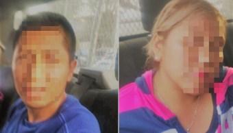 Bebé Nancy Tirzo fue vendida a una pareja en seis mil pesos