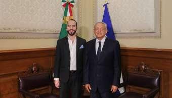 FOTO AMLO planea gira por Chiapas con presidente electo de El Salvador (AP 12 marzo 2019 cdmx)