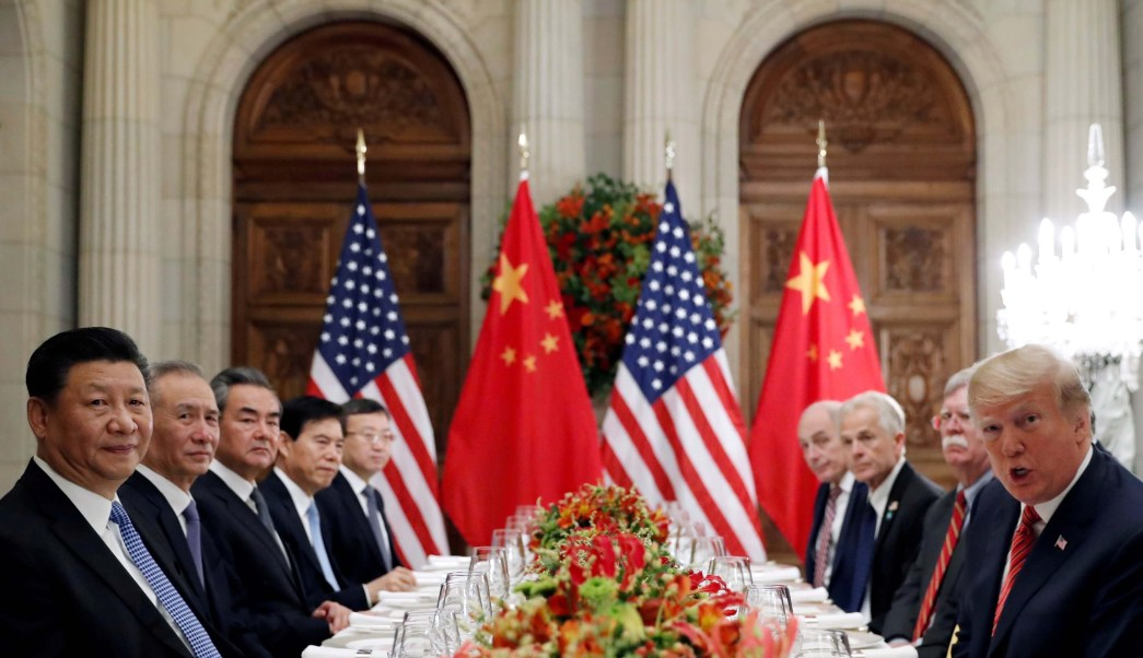 Estados Unidos, insatisfecho con negociaciones con China