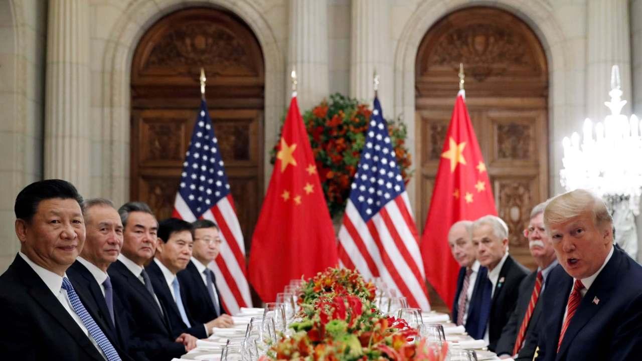 Estados Unidos, insatisfecho con negociaciones con China