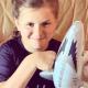 Foto: Niña que fue mordida por tiburón en Florida, abril 2019, Estados Unidos