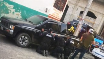 Con miedo, así viven los habitantes de Nuevo Necaxa tras secuestro de policías