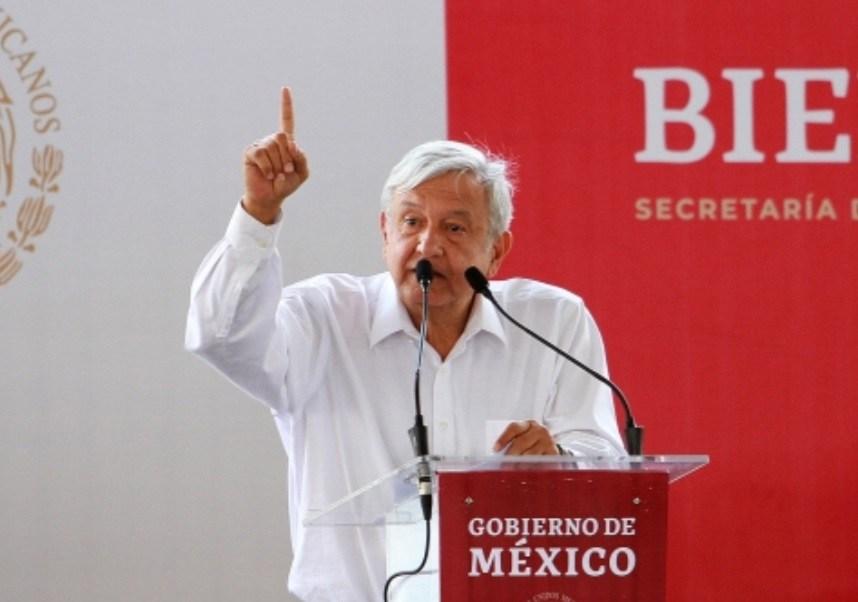Foto: El presidente de México, Andrés Manuel López Obrador, en Morelia, Michoacán, abril 6 de 2019 (Notimex)