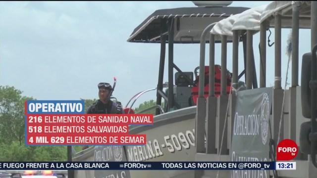 "FOTO: Operativo Salvavidas ""Semana Santa 2019"", 13 de abril 2019"