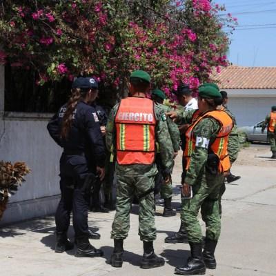 Refuerzan operativos en zonas con altos índices delictivos en Culiacán, Sinaloa