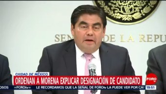 Foto: Tribunal Electoral Revoca Candidatura De Miguel Barbosa 12 Abril 2019