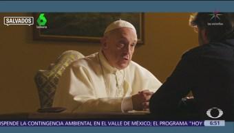 Papa Francisco admite que se equivocó con declaración sobre feminismo