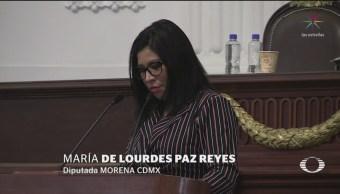 FOTO: Perla Negra: Diputada de Morena propone vender cerveza caliente para desalentar consumo de bebidas alcohólicas, 24 ABRIL 2019