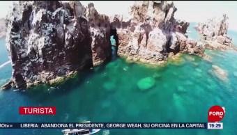 FOTO: Playas de BCS, de los sitios más visitados en Semana Santa, 19 ABRIL 2019