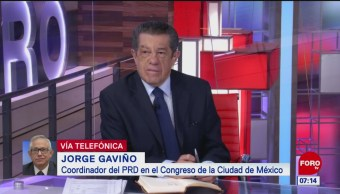 Prescripción de deudas de contribuyentes debería ser automática, dice Gaviño