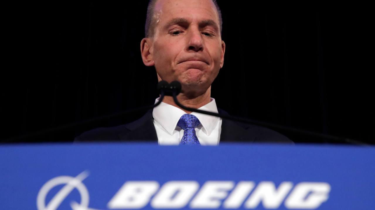 FOTO Presidente de Boeing se niega a renunciar (AP 29 abril 2019)