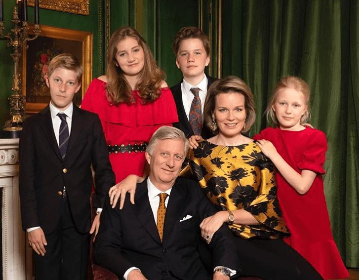 FOTO La princesa Isabel de Bélgica renuncia a 2500 euros diarios, prefiere estudiar (Instagram marzo 2019)