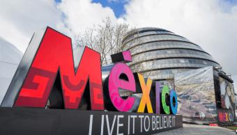 Foto: Promoción turística de México en Londres,