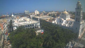 puerto de veracruz , el 18 de abril de 2019