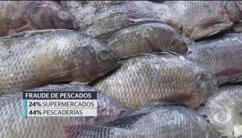 FOTO: ¡Que no te engañen! Tres de cada 10 ventas de pescado son fraudulentas, 18 ABRIL 2019