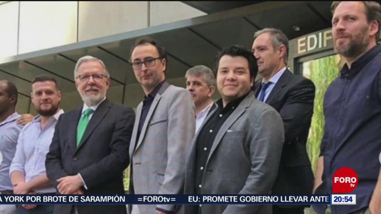 Foto: Reconocen Joaquín López-Dóriga Premio Rey De España 29 de Abril 2019