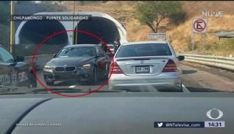 Foto: Refuerzan seguridad tras asalto en Autopista del Sol