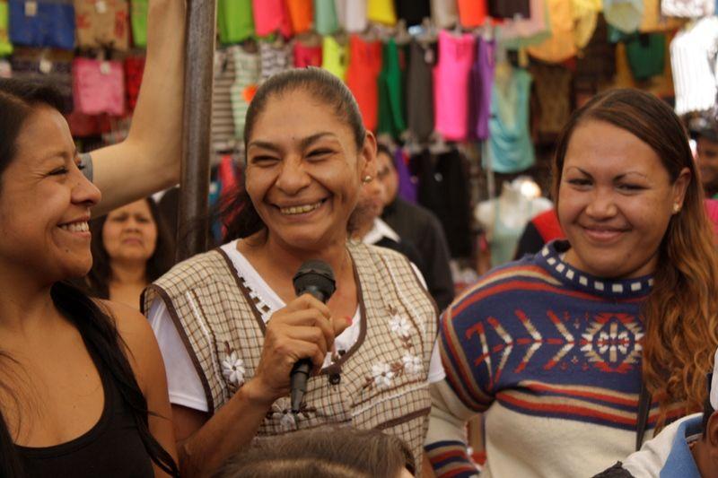 Murió Lourdes Ruiz, reina del albur de Tepito