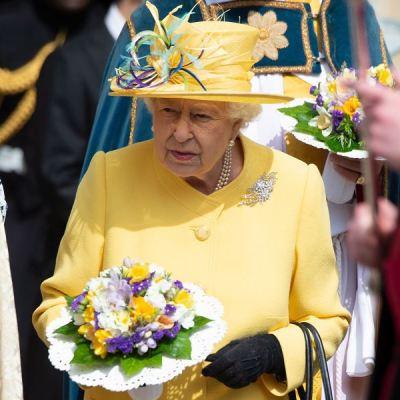 La reina Isabel II cumple 93 años en Domingo de Pascua
