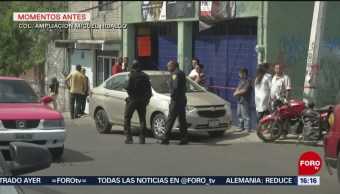 Reportan un muerto al estallar un neumático en un taller de CDMX