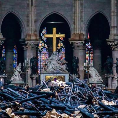 Restauración de Notre Dame llevará mucho tiempo, afirman analistas