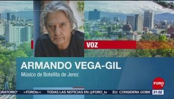 Foto: Últimas Palabras Armando Vega-Gil Suicidio 1 de Abril 2019
