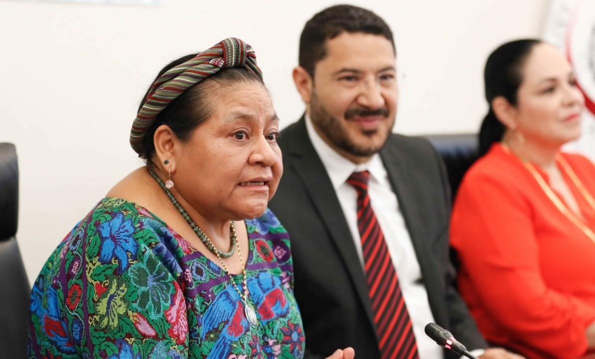 Rigoberta Menchú: Iniciativas para pueblos indígenas tendrán éxito si tienen presupuesto
