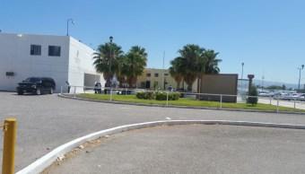 Foto: Riña en penal La Pila en SLP, 10 de abril de 2019. Noticieros Televisa