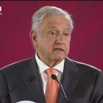 El presidente de México, Andrés Manuel López Obrador., 10 abril 2019