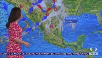 Seguirá la onda de calor y bajo potencial de lluvia en México
