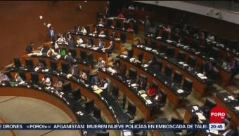 Foto: Senado Aprueba Estrategia Nacional De Seguridad Pública 25 de Abril 2019