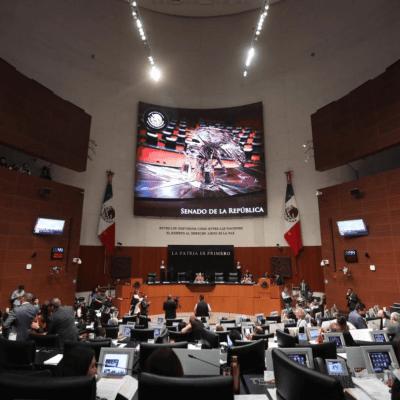 Minatitlán calienta la tribuna en el Senado de la República