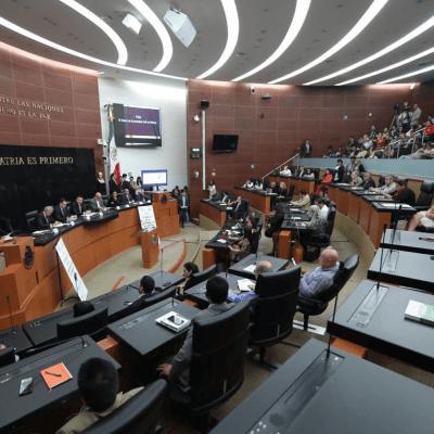 Senadores rechazan ternas para CRE; AMLO podrá elegirlos
