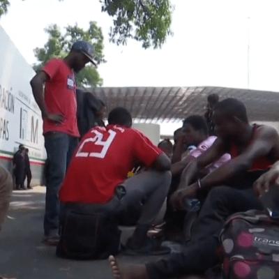 Tapachula se convierte en refugio de migrantes de todo el mundo