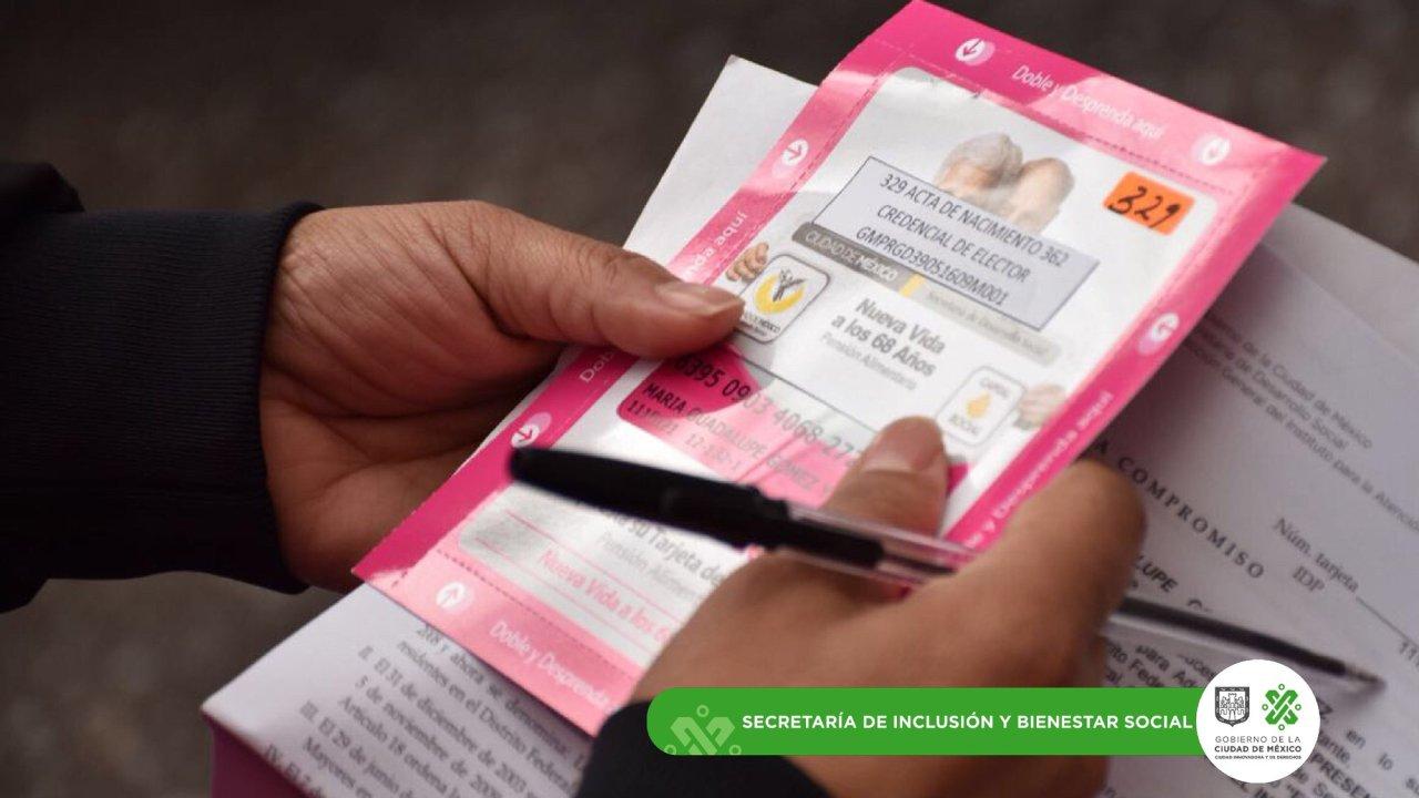 foto CDMX regulariza pago de pensiones de adultos mayores 28 febrero 2019