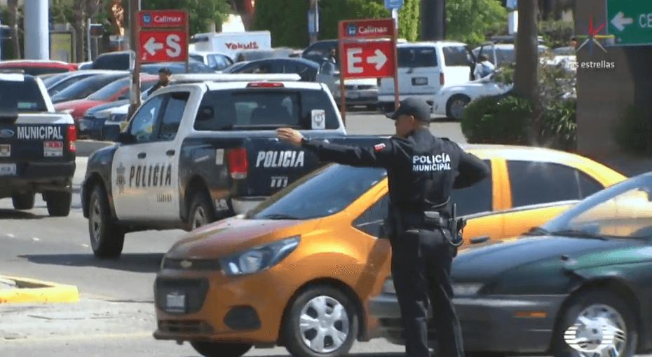 FOTO Tijuana, la ciudad más violenta, solo tiene 2 mil 300 policías Noticieros Televisa 2019