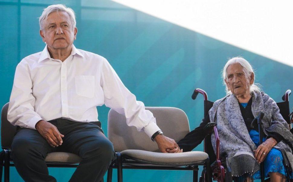 Foto Todos los adultos mayores recibirán parejo 2,550 pesos: AMLO 2 abril 2019
