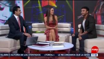 Tony Garza participa en la serie 'Mariposa de Barrio'