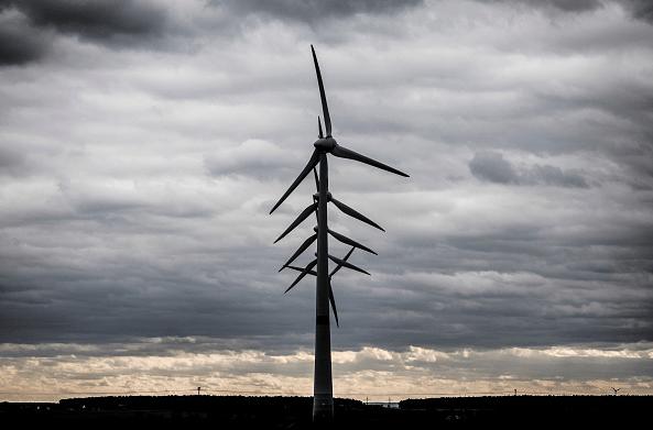 Turbinas de viento, 13 de marzo de 2019, Alemania