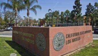 Foto: Cientos de estudiantes de universidades de Los Ángeles están en cuarentena por haber estado expuestos al sarampión, 26 abril 2019