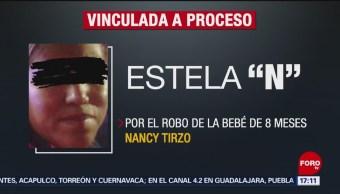 Foto: Vinculan a proceso a mujer por robo de bebé Nancy