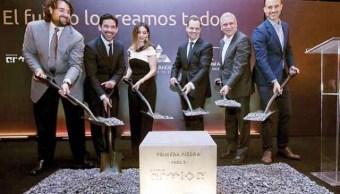 Anuncia Olegario Vázquez inversión de 3,100 mdp en hospital