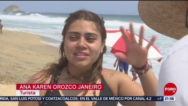 FOTO: Zipolite, la playa nudista más famosa de México, 21 ABRIL 2019