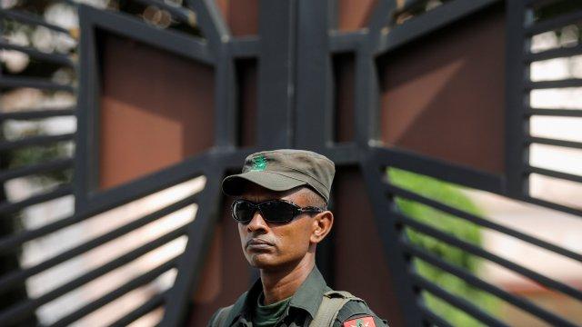 Iglesia católica de Sri Lanka cancela misas dominicales por amenazas de atentados